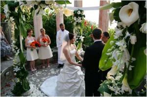 Свадьба в Коста Рике