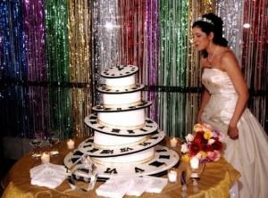 Как организовать свадьбу в Новый год