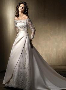 Коллекции свадебных нарядов, представленные знаменитыми кутюрье в этом сезоне