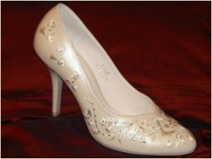 Выбор невесты: туфли на свадьбу