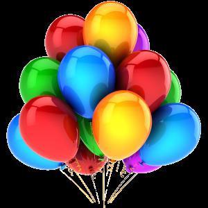 Воздушные шары для особого дня