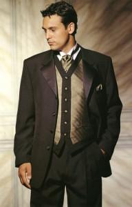 Традиционная одежда: мужской костюм с жилеткой