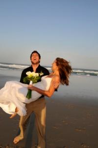 Организация свадьбы на берегу моря