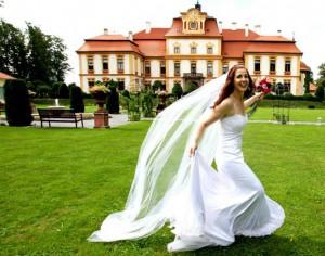 Популярность Чехии как места проведения свадьбы