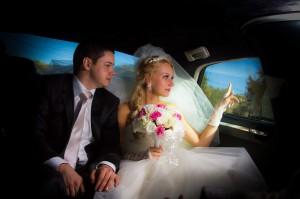 Выбор свадебного лимузина