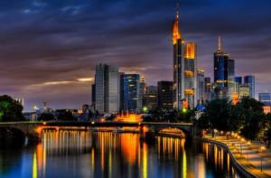 В свадебное путешествие во Франкфурт