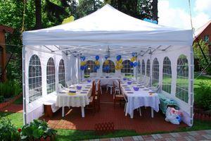 Аренда шатров – идеальное решение для проведения свадьбы