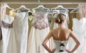 Как выбрать свадебный наряд