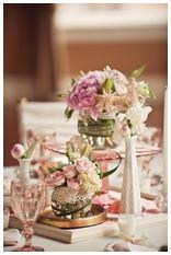 7 лучших идей для декора свадебного стола!