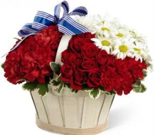 Цветы в подарок для любимых