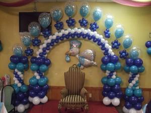 Креативное оформление праздничного торжества с помощью воздушных шаров