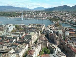 Свадебное путешествие в великолепную и загадочную Женеву