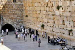 Стена Плача – одна из величайших святынь мира