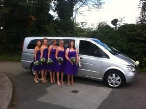 Микроавтобус Мерседес на свадьбу