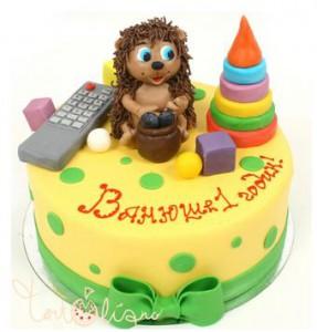 Торты на день рождения: вкусные тренды 2014 года