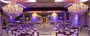 Свадебный банкет в ресторане «Ле Гламур» в Петербурге