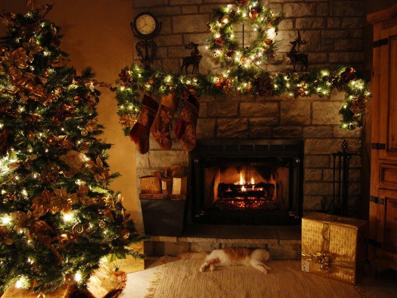 Новогоднее оформление или как оживить сказку
