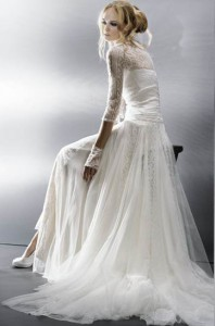 Материал для свадебного платья